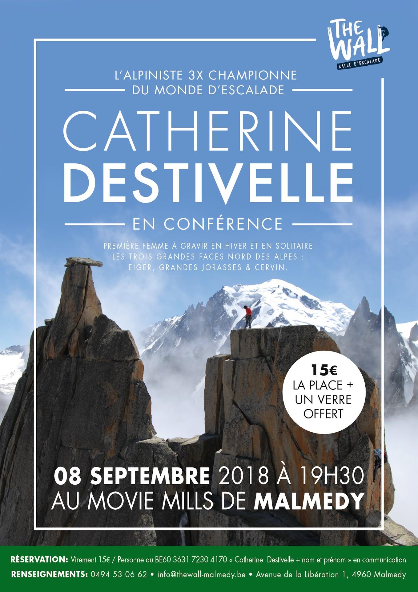 Catherine Destivelle – Passé